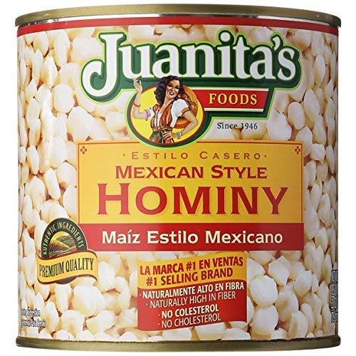 Juanitas Mexican Hominy 750g