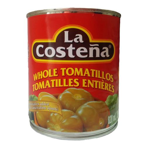 La Costena Green Tomatillo 820mL