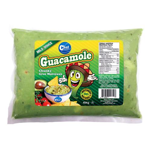 Mild Guacamole Frozen 12x454g