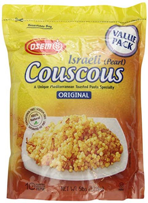 Cous Cous Israeli 5lb