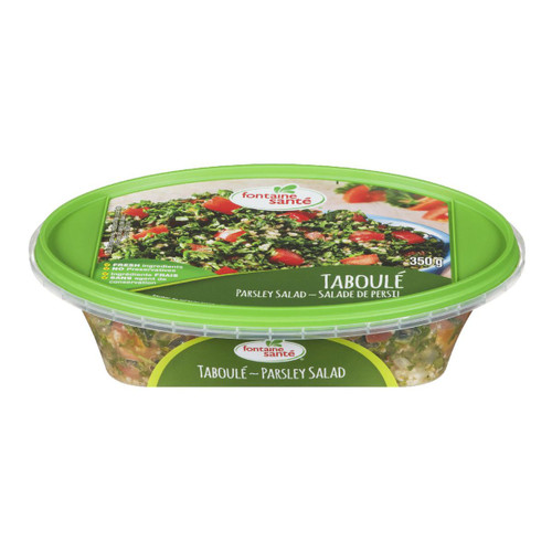 Tabbouleh Parsley Salad 350g