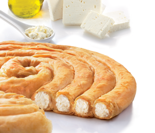 Akropolis Cheese Swirls 40x140g