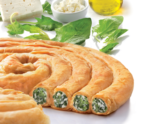 Akropolis Spinach Swirls 6.75kg
