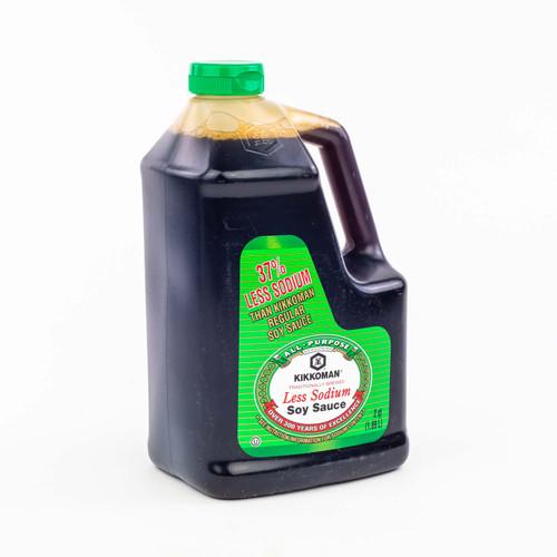 Soya Sauce Less Sodium 1.89L
