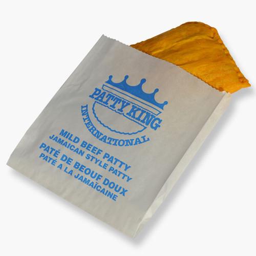 Patty King Mild Beef Patties 12x125g