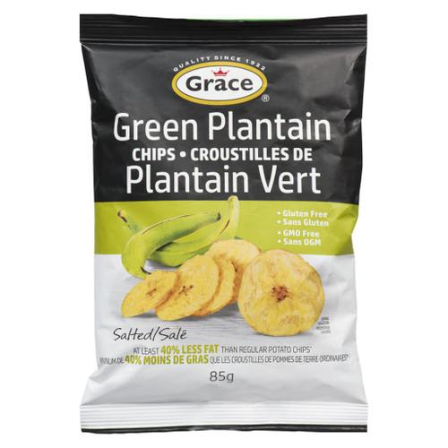 Grace Plantain Chips 85g