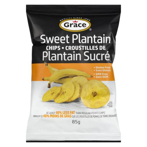 Grace Sweet Plantain  85g