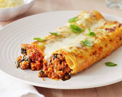 Cannelloni Meat 80pcs