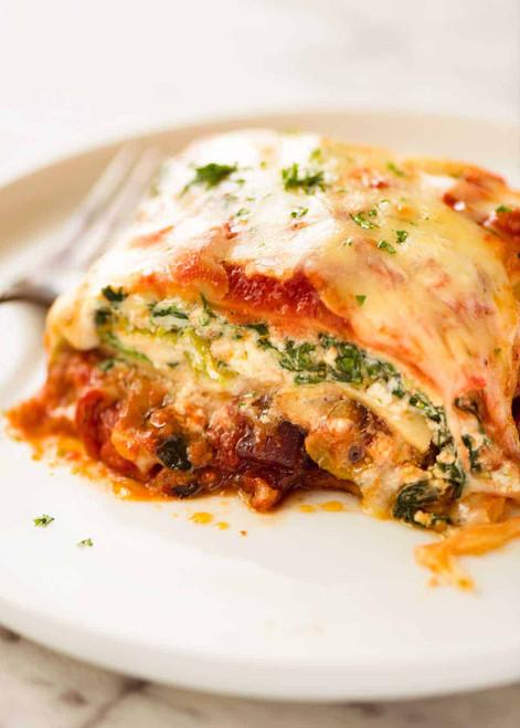 Lasagna Vegetable 2x5lb