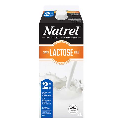 Lactose Free Milk 2% 2L