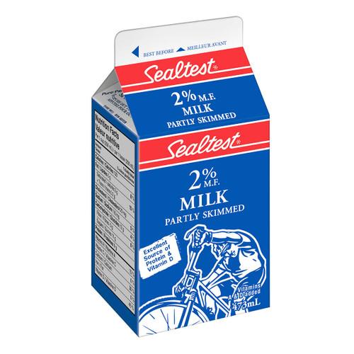 Milk 2% 473mL