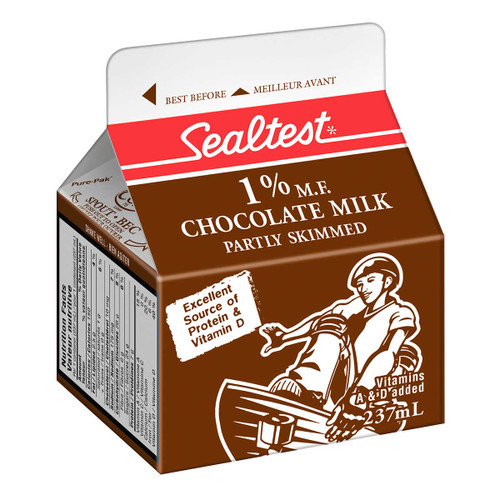 Milk Chocolate 1% 273mL