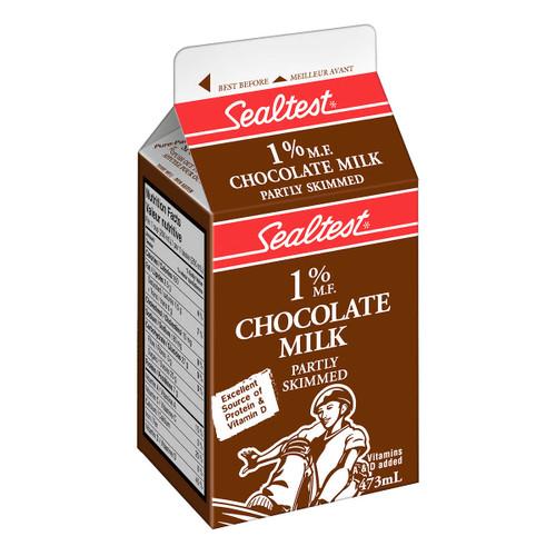 Milk Chocolate 1% 473mL
