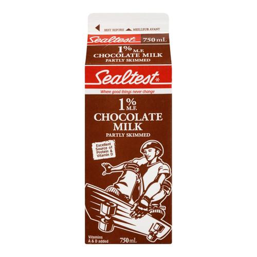 Milk Chocolate 1% 750mL
