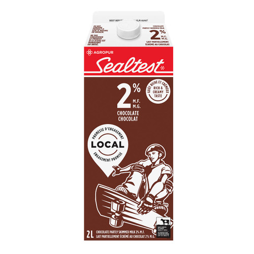 Milk Chocolate 1% 2L
