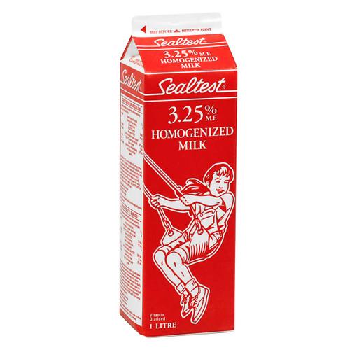 Milk Homo 1L