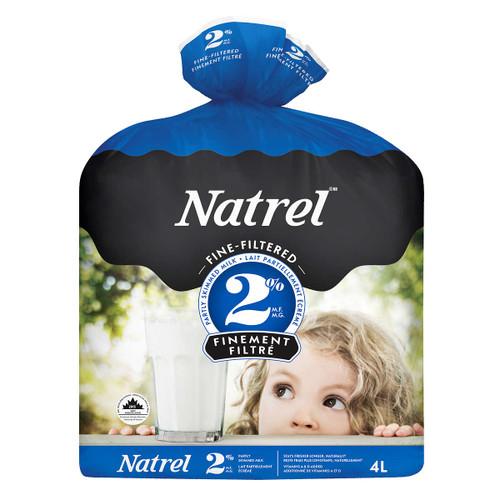Natrel Milk Fine Filtered 2% 4L