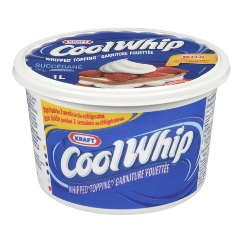 Cool Whip Original Frozen 1L