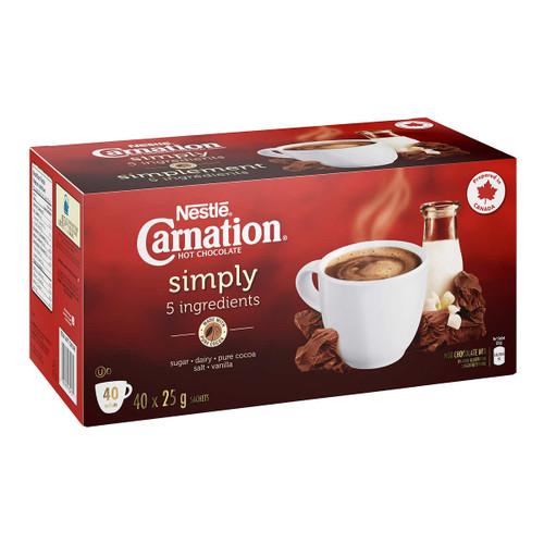 Carnation Simply 5 Hot Chocolate 40x25g