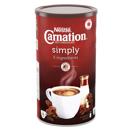Carnation Simply Hot Chocolate 1.9kg