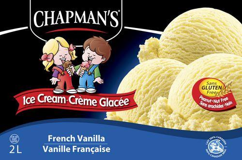 French Vanilla Ice Cream 2L