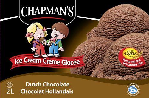Gluten-Free Dutch Chocolate Ice Cream 2L