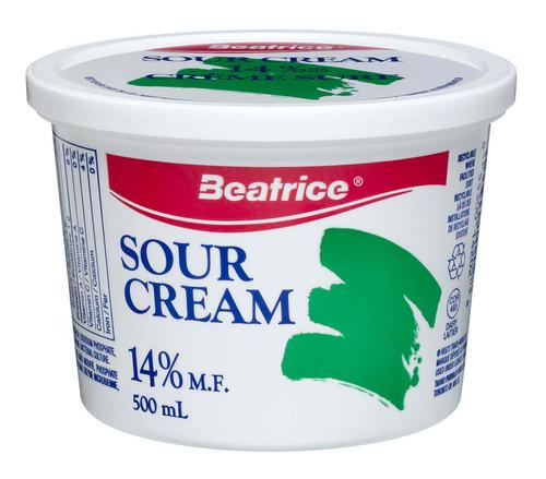 Sour Cream 14% 500mL