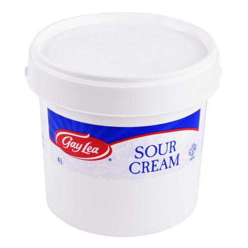 Sour Cream 14% 4L