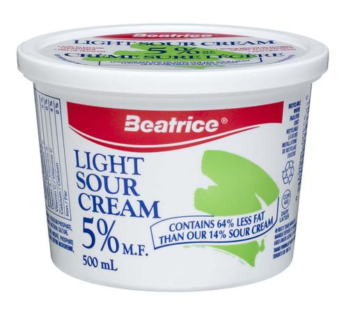 Sour Cream 5% 500mL