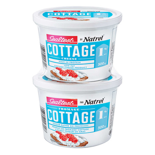Cottage Cheese 2x500mL