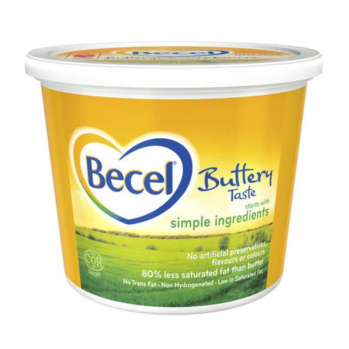 Becel Buttery Taste Margarine 680g