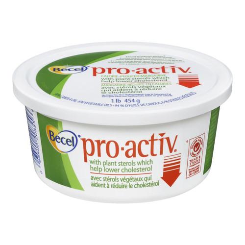 Becel Pro Activ Calorie-Reduced Margarine 454g