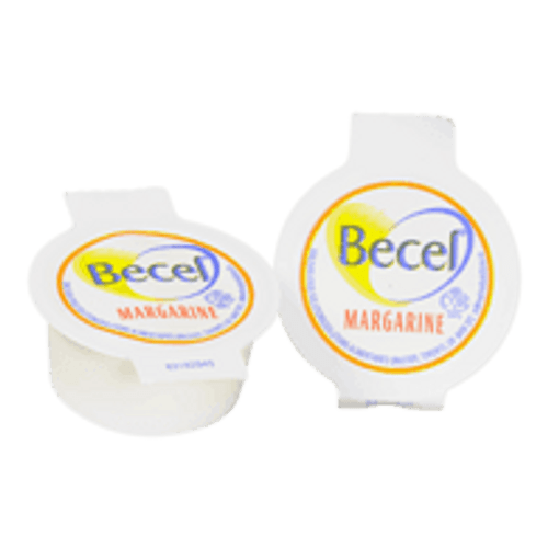 Becel Salted Margarine Portions 480x7g