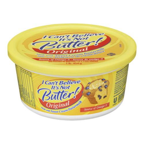 I CanÕt Believe ItÕs Not Butter Original 454g