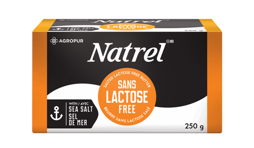 Lactose Free Butter - Brick 250g