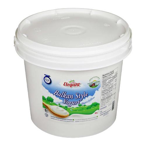 Elegant 5.9% Balkan-Style Yogurt  10kg