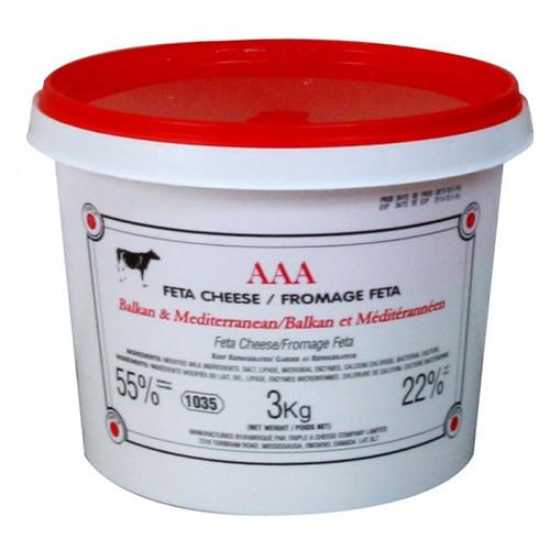 Feta Traditional Cheese 3kg