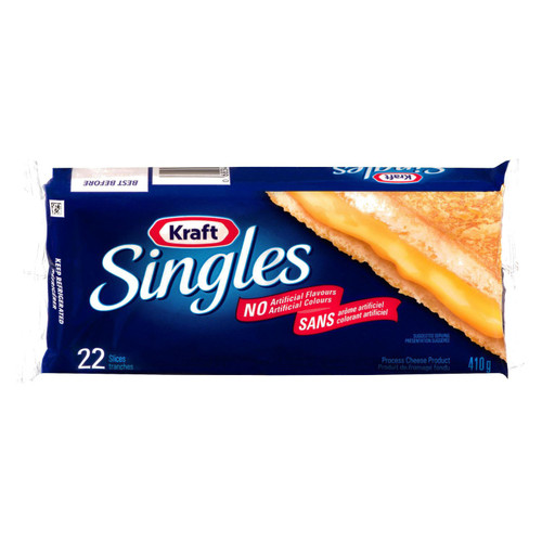 Kraft Singles Original Slices 22 Slices