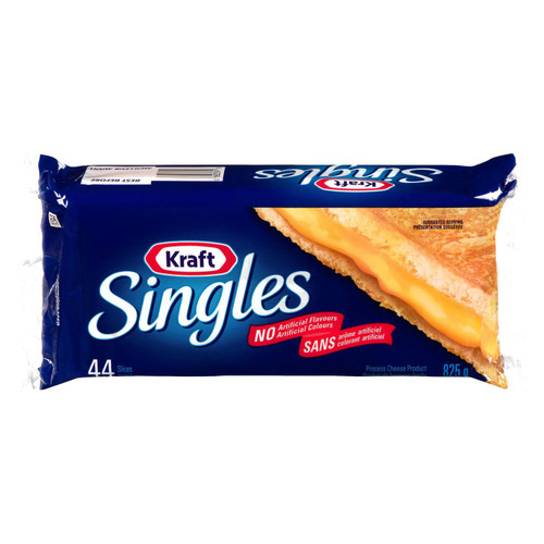 Kraft Singles Original Slices 44 Slices