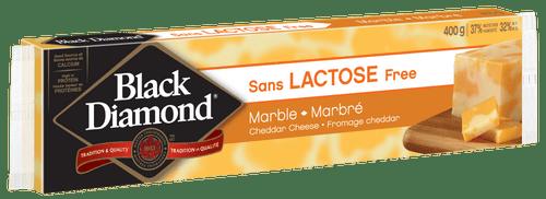 Black Diamond Marble Lactose Free 400g
