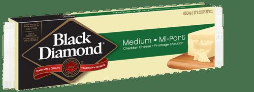 Black Diamond Medium Cheddar 450g