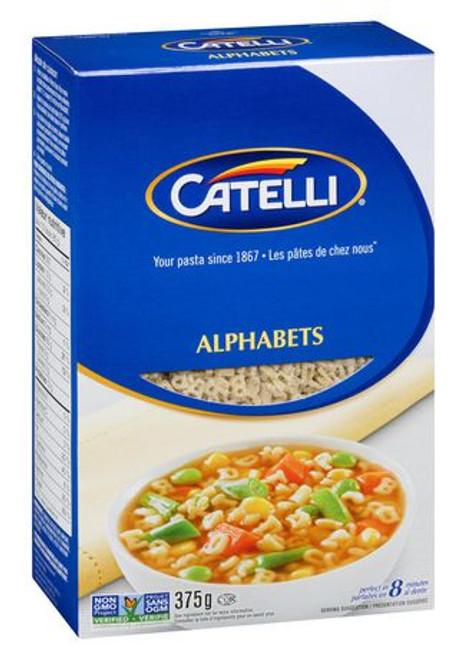 Catelli Alphabet Pasta 375g
