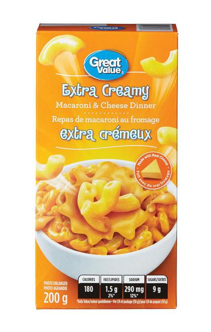 Creamy Macaroni & Cheese 200g