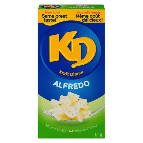 Kraft Dinner Alfredo Macaroni & Cheese 175g