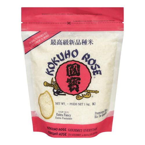 Kokuho Rose Extra Fancy Premium Sushi Rice 1kg