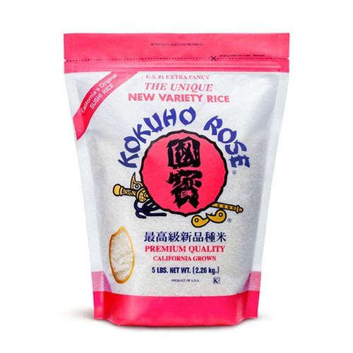 Kokuho Rose Rice 2.26kg