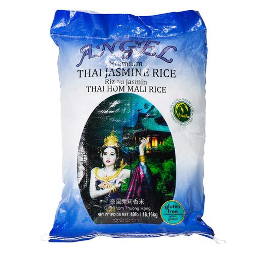 Angel Hair Jasmine Hom Mali Rice 18.16kg