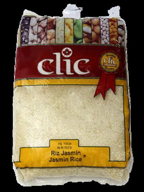 Clic Jasmin Rice 5kg