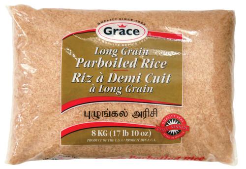 Grace Kennedy Long Grain Parboiled Rice 8kg