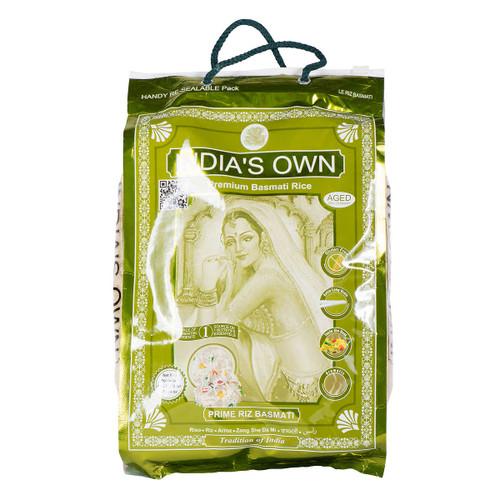 India's Own Premium Basmati Rice 4.54kg